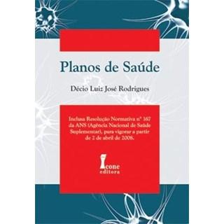 Livro - Planos de Saúde - Rodrigues