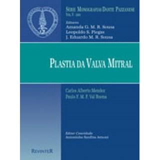 Livro - Plastia da Valva Mitral - Dante Pazzanese 2000 V