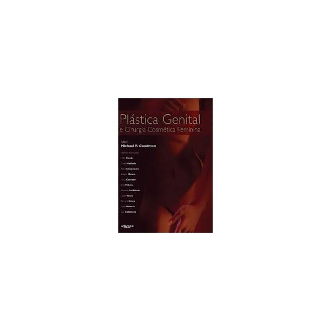 Livro - Plastica Genital e Cirurgia Cosmética Feminina - Goodman