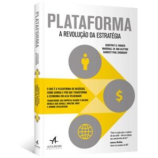 Livro - Plataforma: a Revolução da Estratégia - Parker