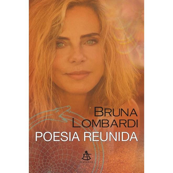 Livro - Poesia Reunida - Bruna Lombardi
