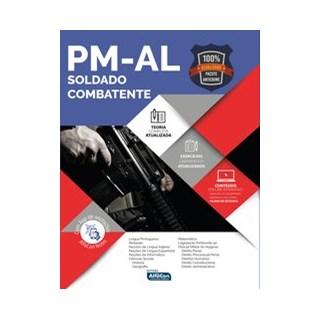 Livro - POLÍCIA MILITAR DE ALAGOAS - PM AL - Equipe Alfacon 2º edição