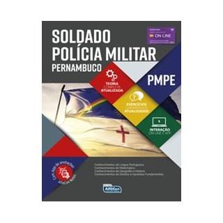 Livro - Polícia Militar de Pernambuco - PM PE 2020 - Equipe Alfacon 2º edição