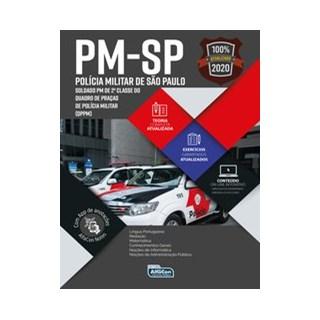 Livro - POLÍCIA MILITAR DE SP - PM SP - Equipe Alfacon 5º edição