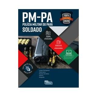 Livro - Polícia Militar do Estado do Pará - PMPA 2020 - Equipe Alfacon 2º edição