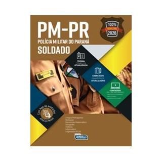 Livro - Policia Militar do Paraná - PM PR - Edital Março 2020 - Equipe Alfacon 3º edição