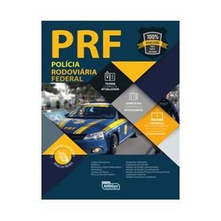 Livro - Polícia Rodoviária Federal - PRF - 2020 - Equipe Alfacon 4º edição