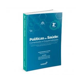 Livro - Políticas de Saúde: Comentadas e Esquematizadas - Souza - Sanar
