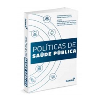Livro - Politicas de Saúde Publica  - Comentadas e Esquematizadas  - Santos
