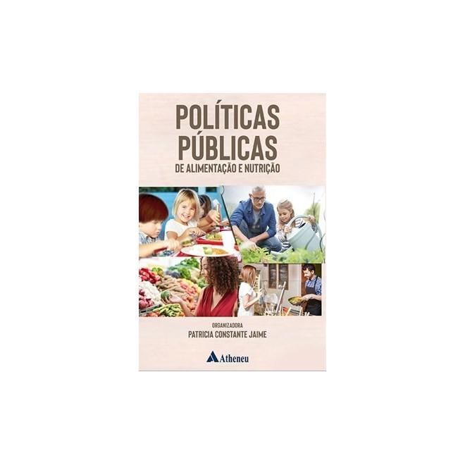 Livro - Políticas Públicas de Alimentação e Nutrição - Jaime