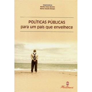 Livro - Políticas Públicas Para um País Que Envelhece - Berzins #