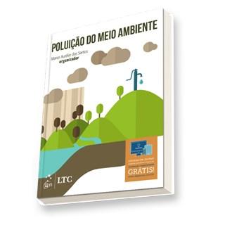 Livro - Poluição do Meio Ambiente - Santos