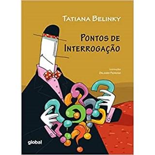 Livro - Pontos de Interrogação - Belinky - Global