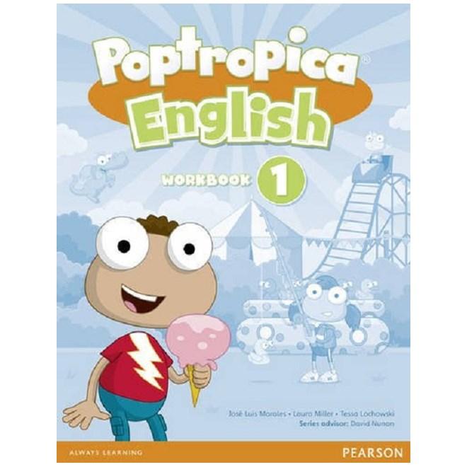 Livro - Poptropica English - Vol 1 - Student Book and Online - Pearson