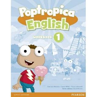 Livro - Poptropica English - Vol 1 - WorkBook - Pearson