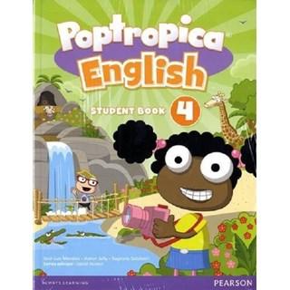 Livro - Poptropica English - Vol 4 - Student Book and Online - Pearson