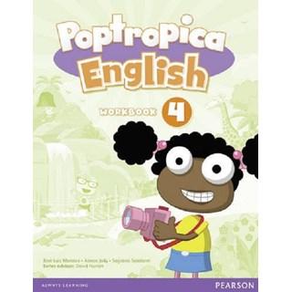 Livro - Poptropica English - Vol 4 - Workbook - Pearson