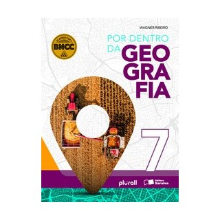 Livro - Por dentro da geografia - 7º ano - Ribeiro 5º edição