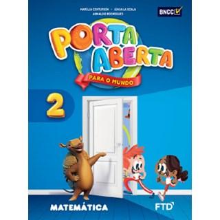Livro - Porta Aberta Matemática - 2 Ano - FTD