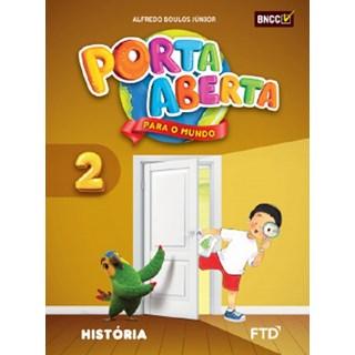 Livro - Porta Aberta para o Mundo História - 2 Ano - FTD