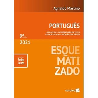 Livro Português Esquematizado - Martino - Saraiva