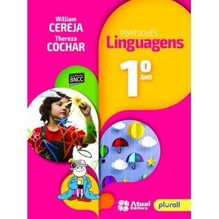 Livro - Português Linguagens - 1 Ano - Atual