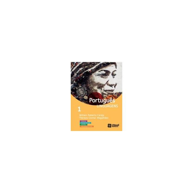 Livro - Português Linguagens - 1 Ano EM - Cereja - Atual