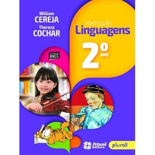 Livro - Português Linguagens - 2 Ano - Cochar - Atual