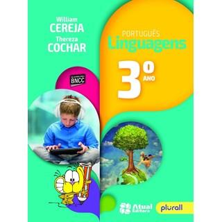 Livro - Português Linguagens - 3 Ano - Cochar - Atual