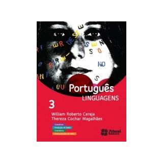 Livro - Português Linguagens - 3 Ano EM - ATUAL