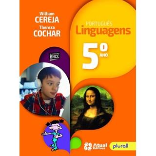 Livro - Português Linguagens - 5 Ano BNCC - Cochar Atual