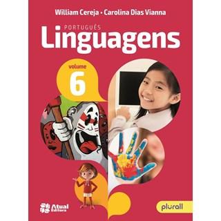 Livro - Português Linguagens - 6 Ano - Atual