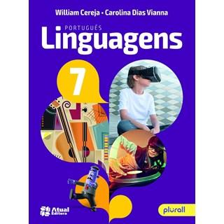 Livro - Português Linguagens - 7 Ano - Cereja - Atual