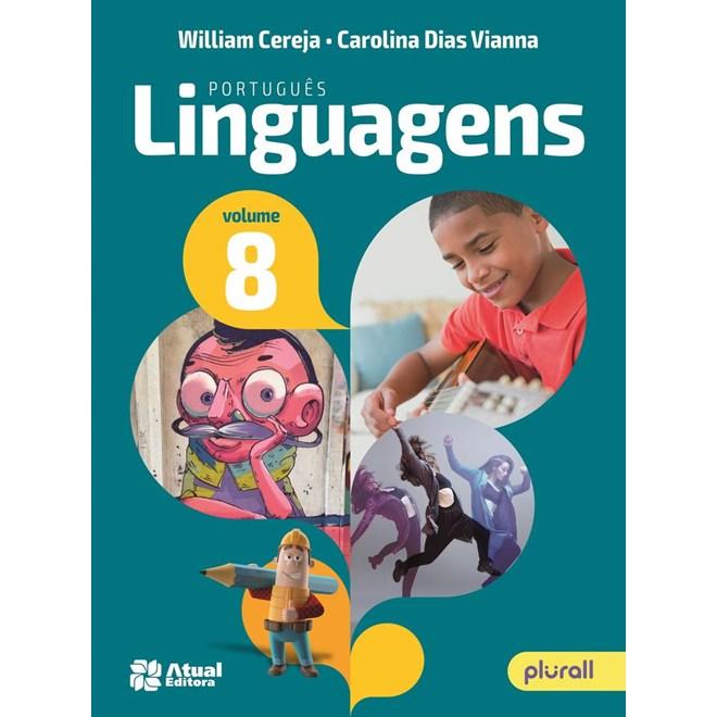 Livro - Português Linguagens - 8 Ano - Cereja - Atual