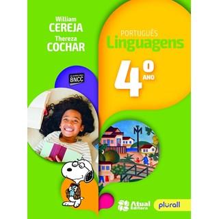Livro - Português Linguagens BNCC - 4º Ano - Cereja