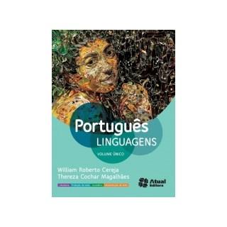 Livro - Português Linguagens - Vol Único EM - Atual