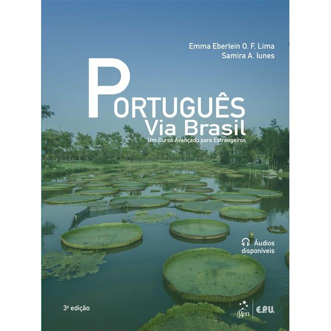 Livro - Português Via Brasil - Livro Texto - Lima