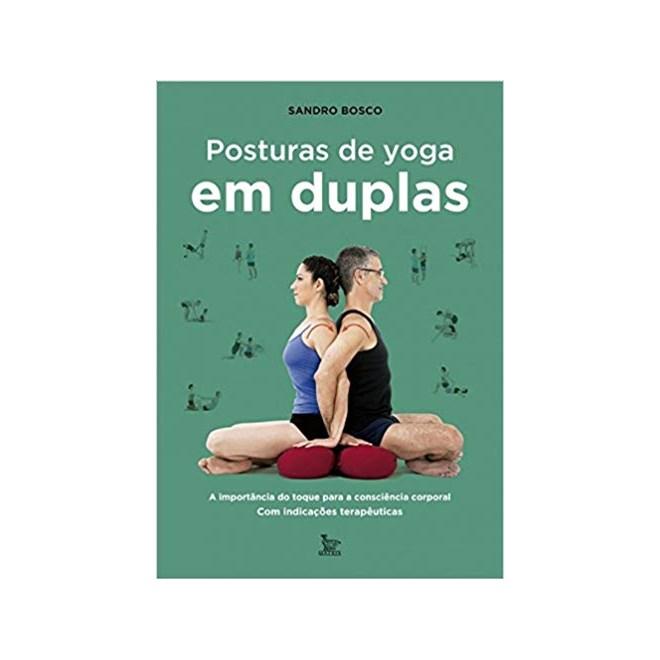 Livro - Posturas de Yoga em Duplas - Bosco