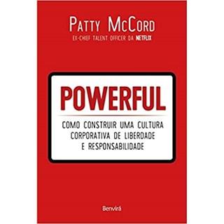 Livro - Powerful - McCord - Benvirá