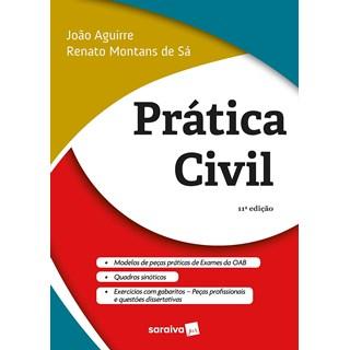 Livro Prática Civil 11ª Ed. - Aguirre - Saraiva