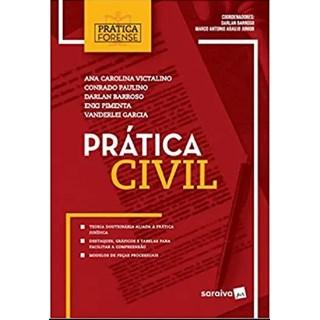 Livro - Prática Civil  - Barroso