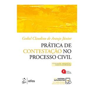 Livro - Prática de Contestação no Processo Civil - Araujo Júnior