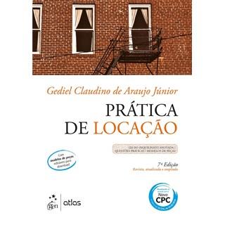 Livro Prática de Locação - Junior - Atlas