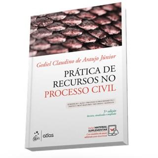 Livro - Prática de Recursos no Processo Civil - Araujo Junior