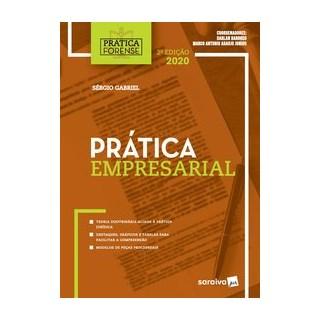 Livro - Prática Empresarial - 2ª Edição 2020 - Coleção Prática Forense - Sanchez. Alessandro; Barros