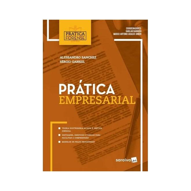 Livro - Prática Empresarial - Barroso