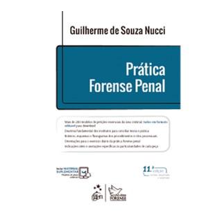 Livro - Prática Forense Penal - Nucci