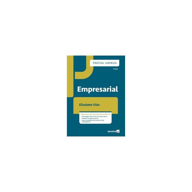 Livro - Prática Jurídica - Empresarial - Vido 9º edição