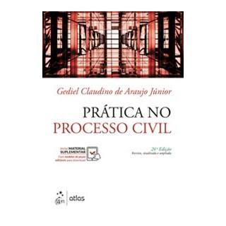 Livro - Prática no Processo Civil - ARAUJO Jr. 24º edição