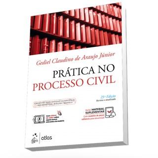 Livro - Prática no Processo Civil - Araujo Júnior